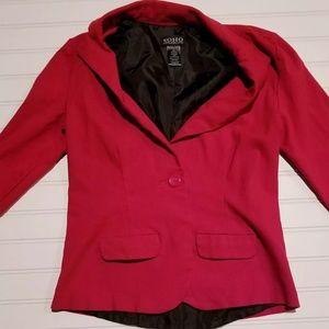 Soho Women's Fitted Blazer
